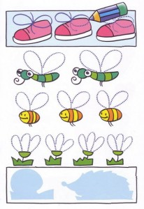 bug trace line worksheet