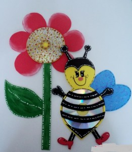 cd bee craft (1)