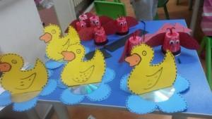 cd duck