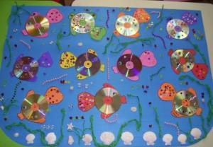 cd fish bulletin board