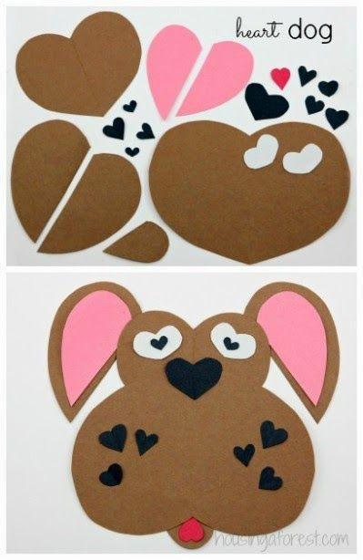 dog craft idea for kids (3)