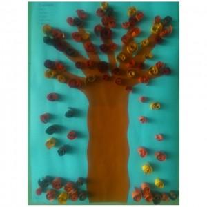fall tree craft idea (3)
