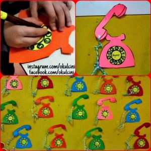 free telephone craft (3)