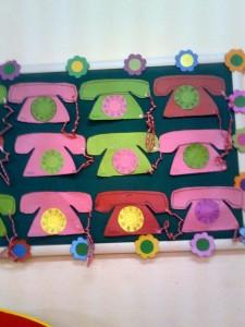 free telephone craft (6)
