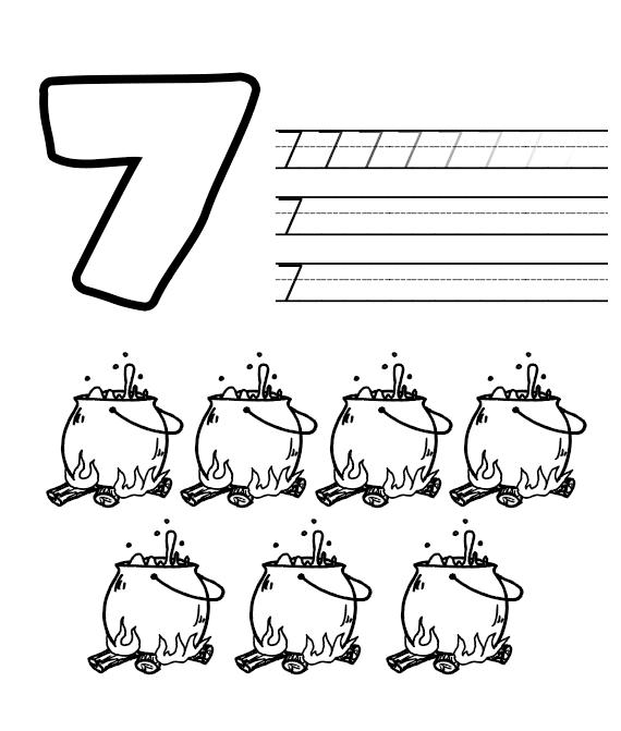 halloween number worksheets (8)