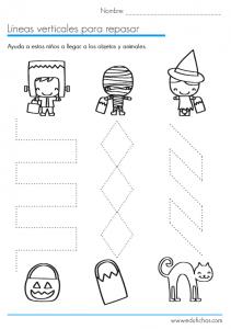 halloween trace line worksheet (2)