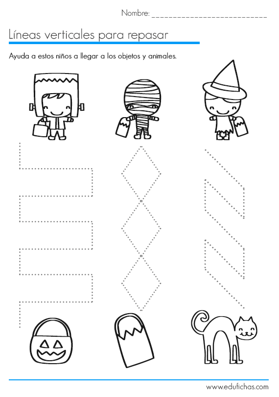 halloween trace line worksheet (2)