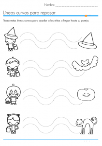 halloween trace line worksheet (3)