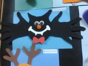 handprint bat craft_800x600