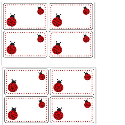 ladybug-name-tags