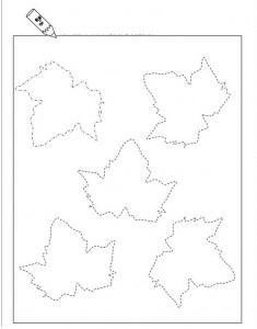leaf trace line worksheet