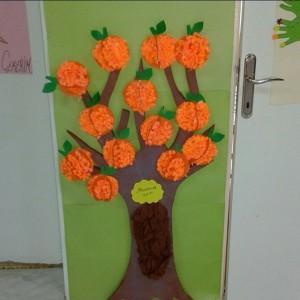 orange tree craft