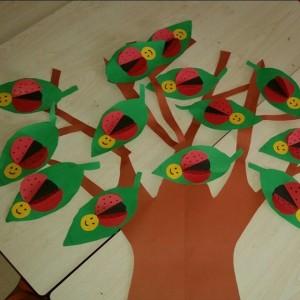tree craft idea