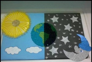 Outer Space bulletin board (1)