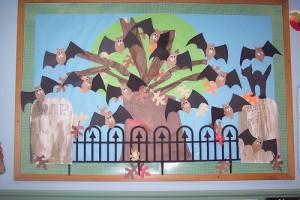 bats bulletin board