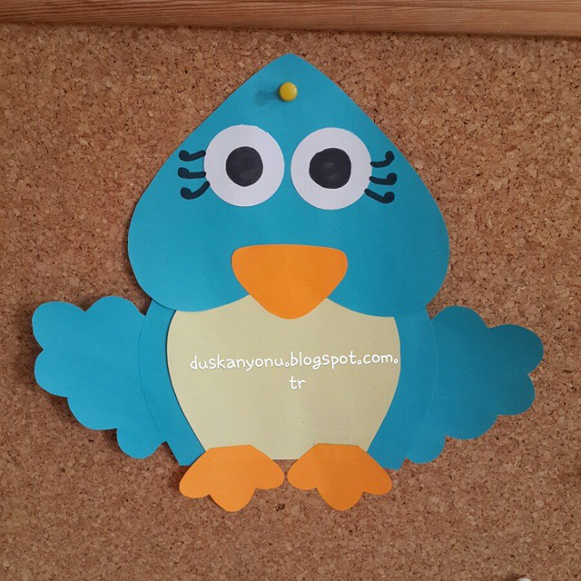 bird craft idea for kids (2)