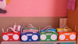 box radio craft