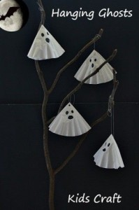 coffee filter ghost craft