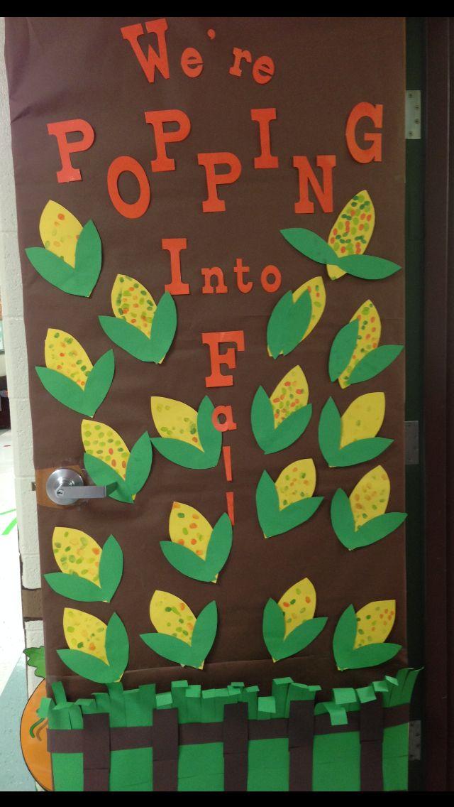 corn bulletin board