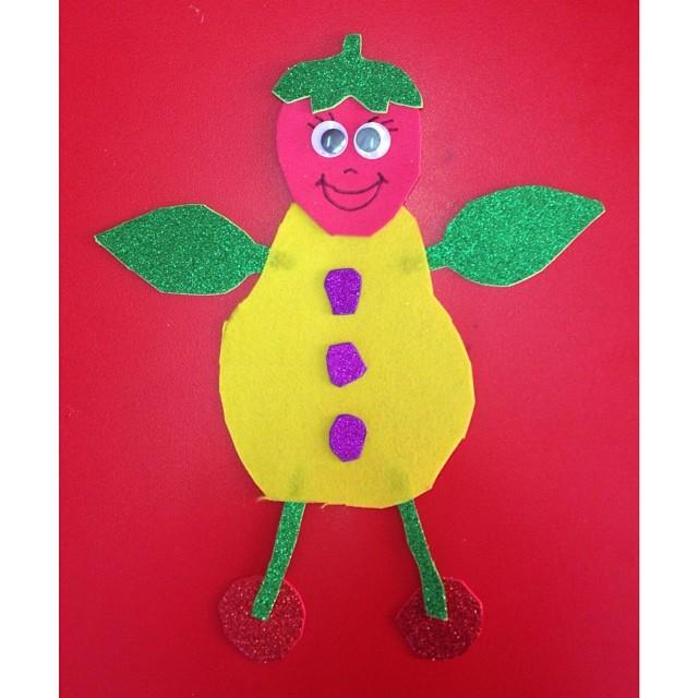 fruit craft idea for kids (2)