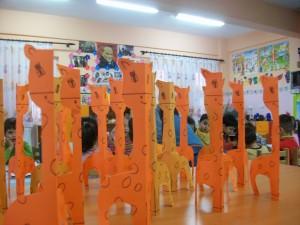 giraffe craft idea for kids (2)