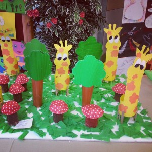giraffe craft idea for kids (6)