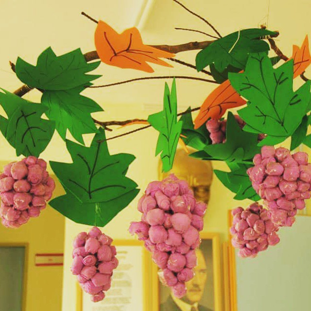 grapes craft