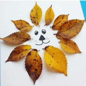 leaf lion craft