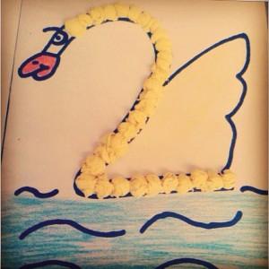 number 2 swan craft