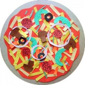 pizza crafts