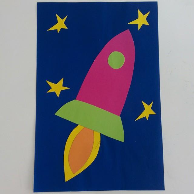 rocket craft idea