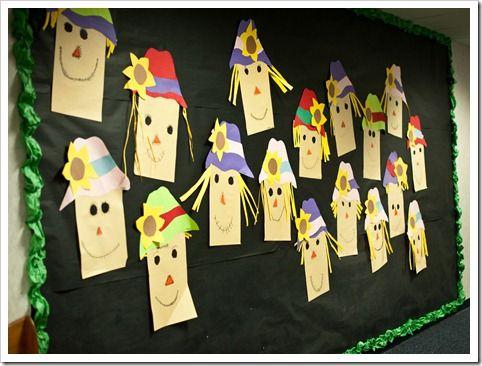 scarecrow craft idea for kids (2)