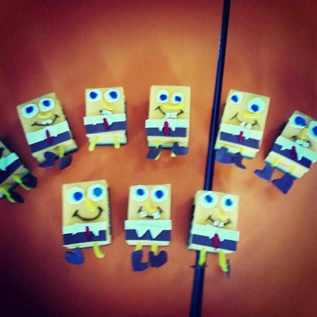 sponge bob craft (5)
