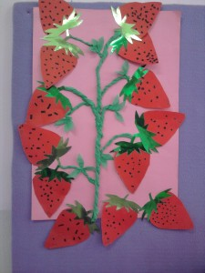 strawberry craft (2)
