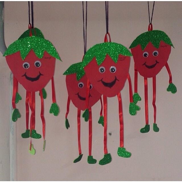 strawberry craft (3)