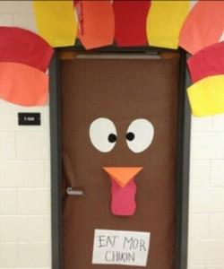 turkey door decoration idea (1)