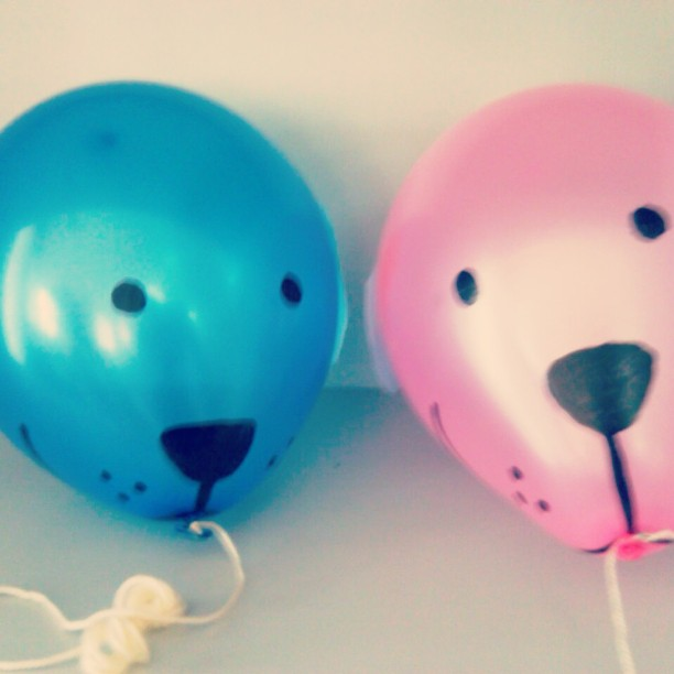 balloon dog craft