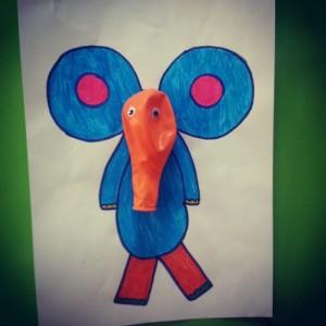 balloon elephant craft (2)