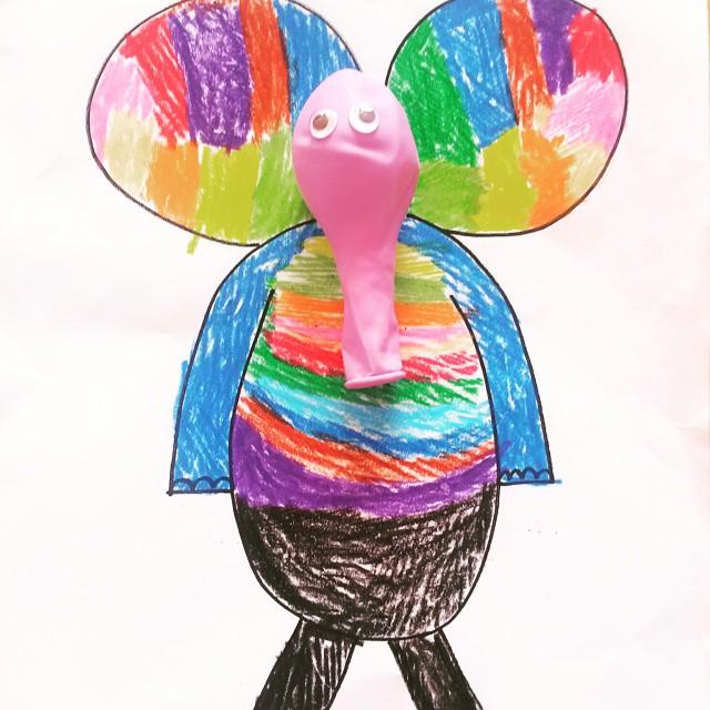 balloon elephant craft (3)