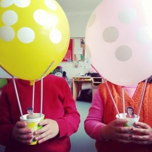 balloon hot air ballon craft