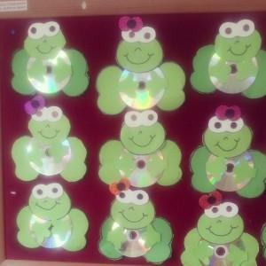 cd frog craft (2)