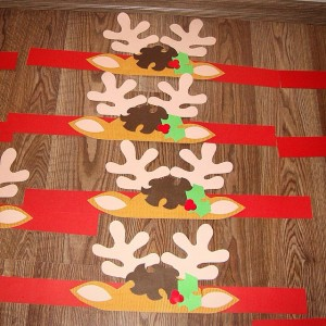 deer hand band craft