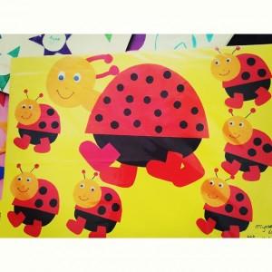 ladybug bulletin board ideas