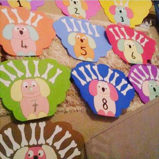 math craft idea for preschool