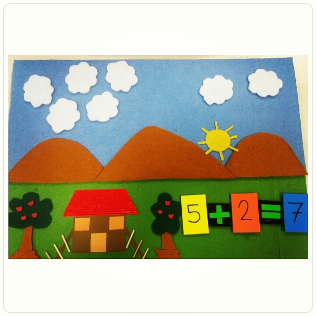 number craft idea for kids (1)