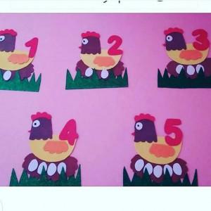 number craft idea for kids (3)