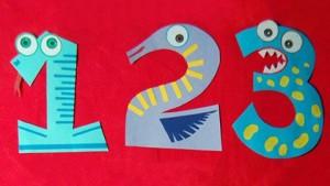 number craft idea for kids (4)