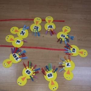 numbers craft idea for preschooler (3)