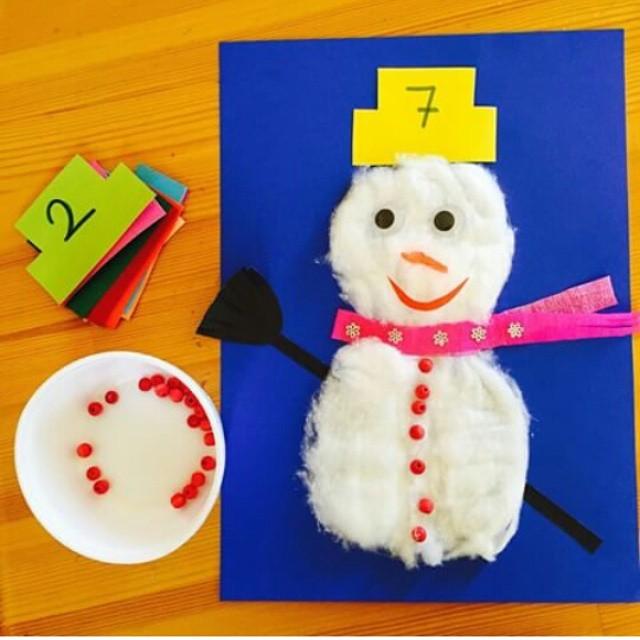 numbers craft idea for preschooler (4)
