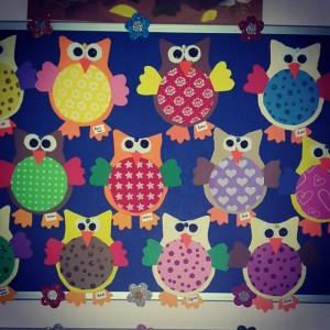 owl craft idea for kids (2)